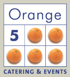 Logo Orange5 Catering & Events